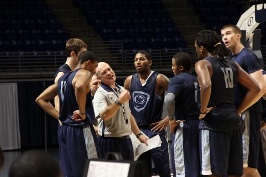 Penn State Basketball: Nittany Lions Open Season with 65-58 Victory Over Saint Francis