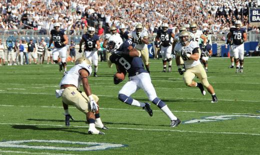 Penn State Football: The Catch About Allen Robinson's Breakout Season? 'He's Nowhere Near as Good as He is Going to Be'