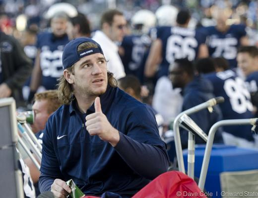 Mike Mauti, the Odysseus of Penn State Football, has One Ex-Teammate Who can Sympathize