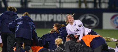Penn State Sports Roundup: Women's Soccer One Win Away From College Cup