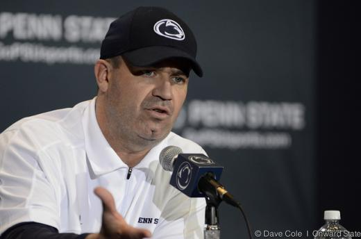 Penn State Football: Complete Bill O'Brien News Conference for Wisconsin Week