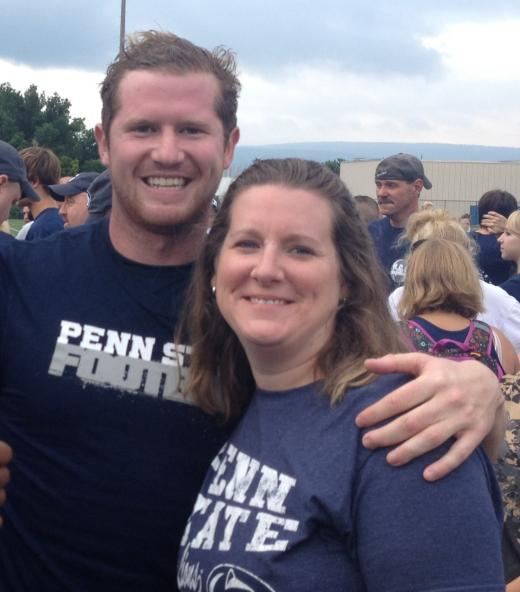 Holly Swanson: A Penn State Football Fan's List of Thanks