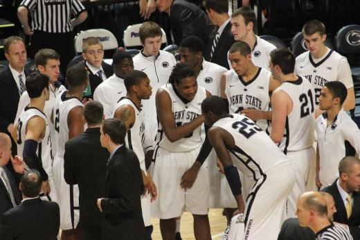Penn State Basketball: Nittany Lions Knock Off Undefeated Bucknell, 60-57