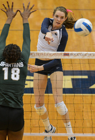 Penn State Women's Volleyball: Lions Grab Top Seed in NCAA Tournment, Start Title Run Friday at Rec Hall