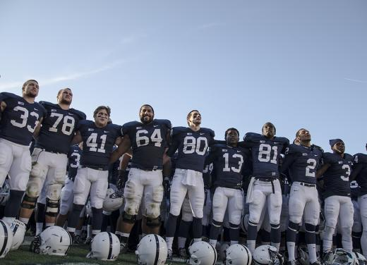 Letter to the Editor: Thank You 2012 Penn State Football Team