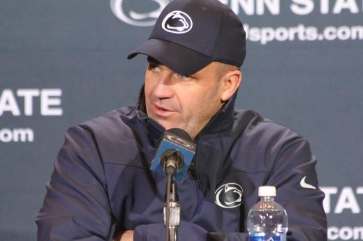 Penn State Football: O'Brien Tells Atlanta Radio Station He Plans on Staying in Happy Valley