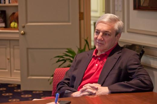 Spanier's Total Taxable Income $3.2 Million in 2011