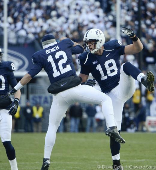 Penn State Football's Steven Bench: At Quarterback, No. 12 is the Loneliest Number