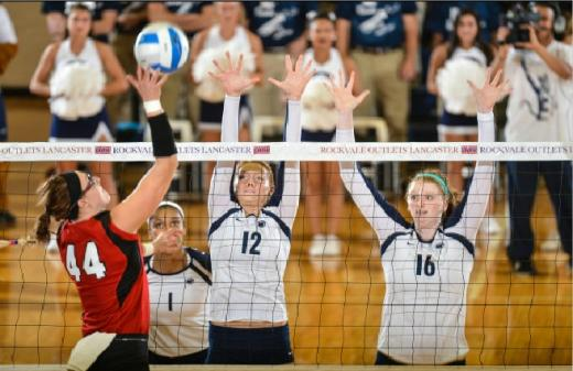 Penn State Volleyball: Lady Lions Advance to Third Round of NCAA Tournament With Win