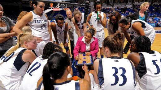 Penn State Women's Basketball: Lady Lions Blow Out Fairleigh Dickinson Heading Into Matchup at No. 2 UConn