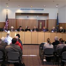 Borough Council Approves Agreement with School Board