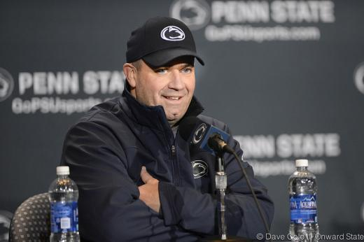 Penn State Football: O'Brien Named Finalist for Liberty Mutual Coach of the Year Award