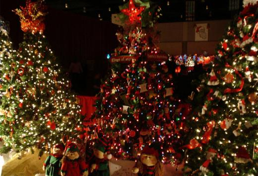 Central Pa. Institute of Science and Technology to Host Festival of Trees as Part of Victorian Christmas