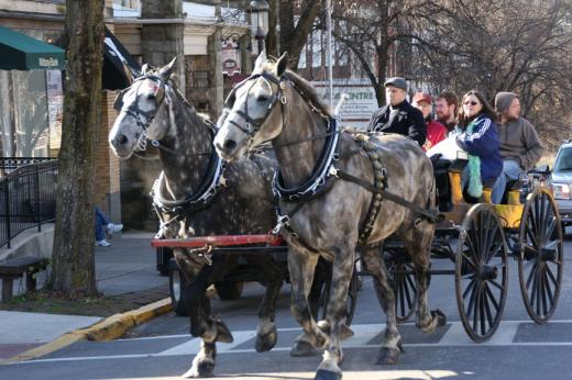 Bellefonte Victorian Christmas: Schedule of Events