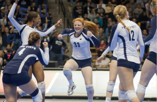 Penn State Women's Volleyball: Nittany Lions in the Final Eight of NCAA Tournament After Sweeping Kentucky