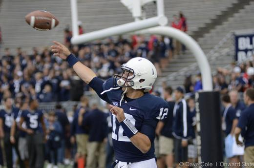 Penn State Football: Bill the Re-Builder - What Can O'Brien Do at Quarterback Without a Deep Bench?