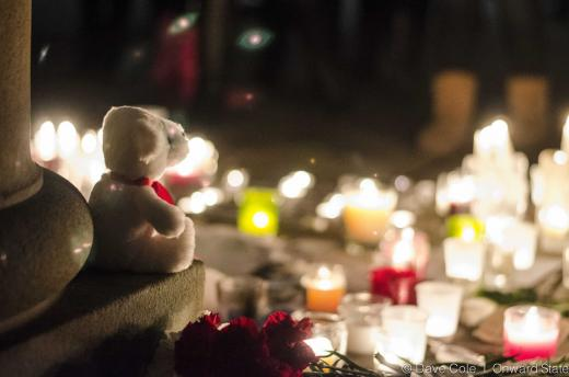 State College Area School District Increases Police Presence in Wake of Newtown Tragedy