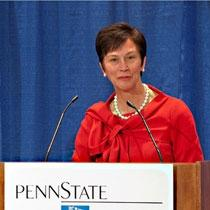 Penn State Board of Trustees Chairwoman Karen Peetz Not Seeking Re-Election
