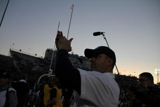 Penn State Football: O'Brien Tabbed as Maxwell Club's National Coach of the Year