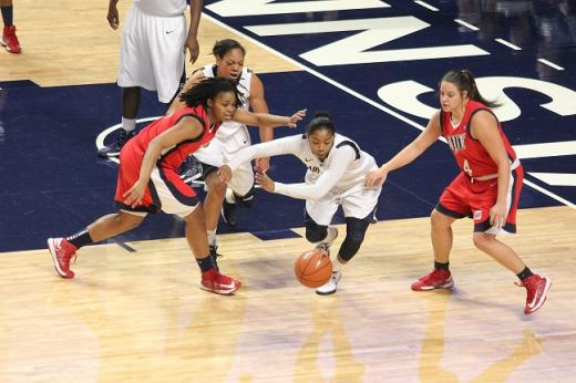 Penn State Women's Basketball: Lady Lions Blow Away NJIT, 82-37