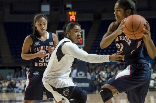 Penn State Women's Basketball: Lady Lions Sneak Past Northwestern with Late Free Throws