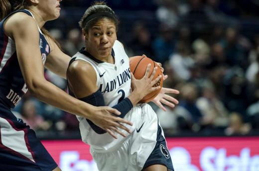 Penn State Women's Basketball: Lady Lions Remain Unbeaten in Big Ten Play with Victory at Michigan State