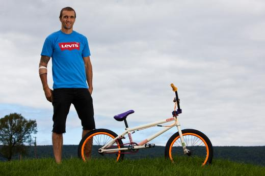 State College BMX Biker Jamie Bestwick Nominated for Top Action Sports Award