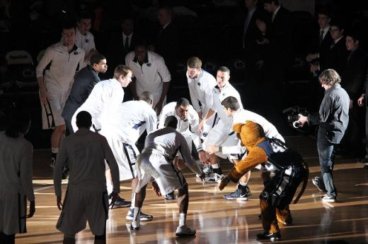 Penn State Basketball: Nittany Lions Fall to Michigan State, 81-72