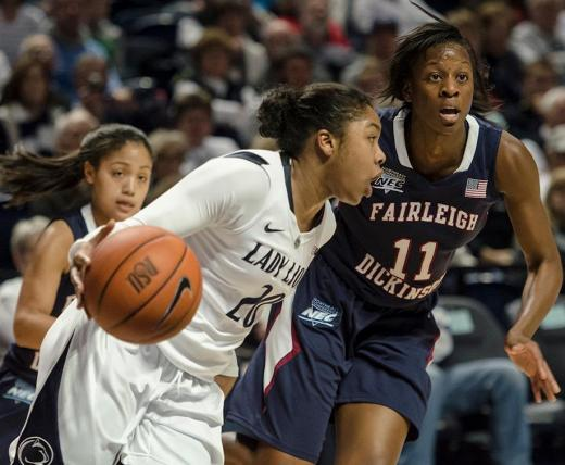 Penn State Women's Basketball: Lady Lions Look to Continue Home Success Against Wisconsin