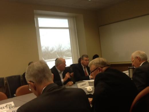 Penn State Board of Trustees Committee Meetings: Freeh Recommendations and Campus Renovations