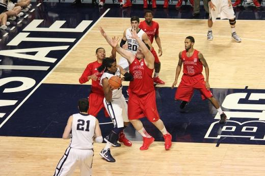 Penn State Basketball: Chambers Focused On Moving Forward After Loss