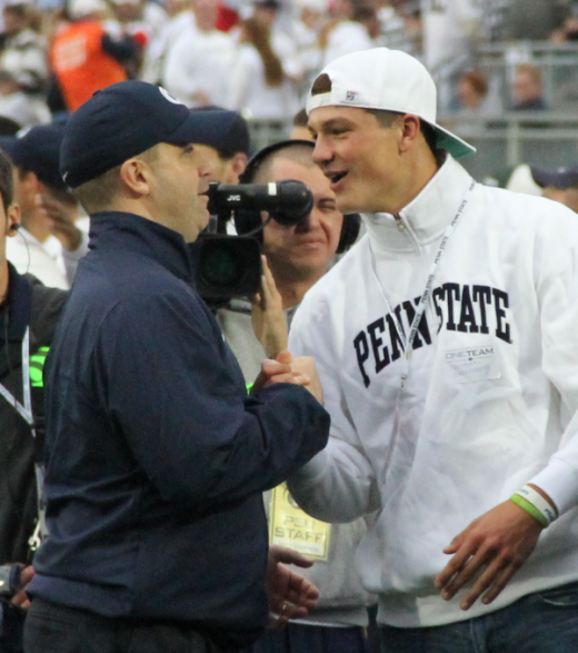Onward State: 10 Questions with Penn State Football Quarterback Recruit Christian Hackenberg