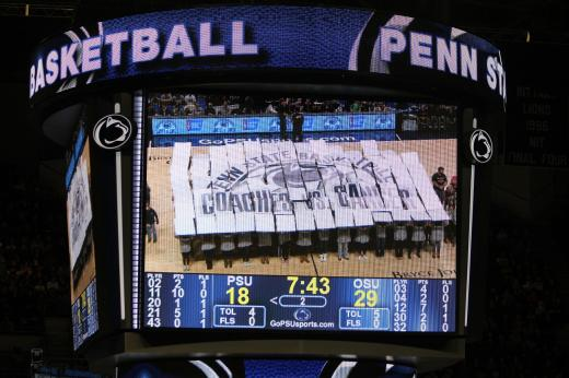 Penn State Basketball: Nittany Lions Can't Overcome Buckeyes, Lose 65-51