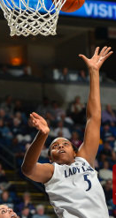 Penn State Women's Basketball: As Lady Lions Travel to Wisconsin, Washington Hoping for Large Student Turnout on Monday