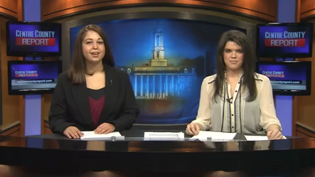 Centre County Report: Full Broadcast From Feb. 1