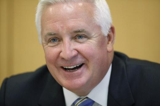 Gov. Corbett Announces Plans for Level Funding for Higher Education in 2013-14