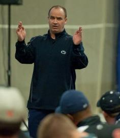 Penn State Football: O'Brien Continues to Coach at a Breakneck Pace