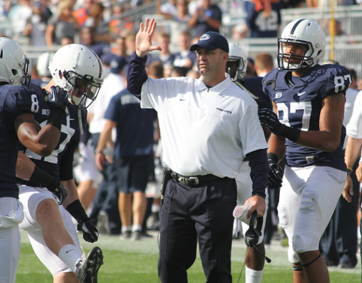 Penn State Football: No Wild West for O'Brien as He Targets 2014 Recruiting Class