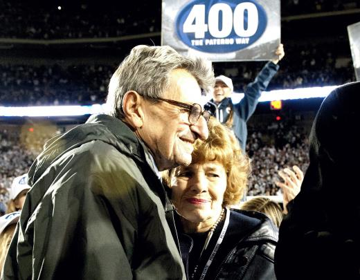 Sue Paterno Writes to Lettermen, Announces Counter to Freeh Report