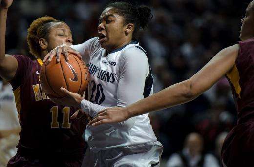 Penn State Women's Basketball: Backcourt Tandem Once Again Carries Lady Lions to Victory