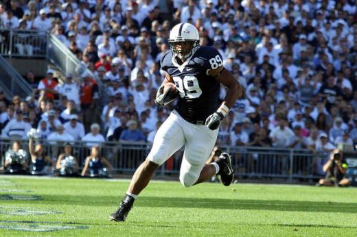 Penn State Football: Tight End, Now Offensive Tackle, Gary Gilliam Granted Sixth Year of Eligibility