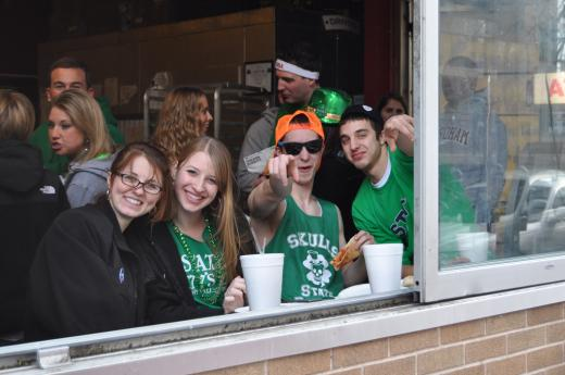 Local Bar Owners Meet with University, Borough Officials, Stay Mum on State Patty's Day Status