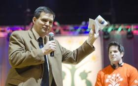 Jay Paterno at THON: 'Don't You Ever Back Down From the Name Penn State'
