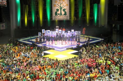 THON Breaks Another Fundraising Record, Raising $12.3 Million For the Kids