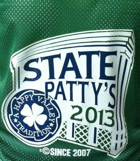 Onward State: Alternative Activities on State Patty's Day
