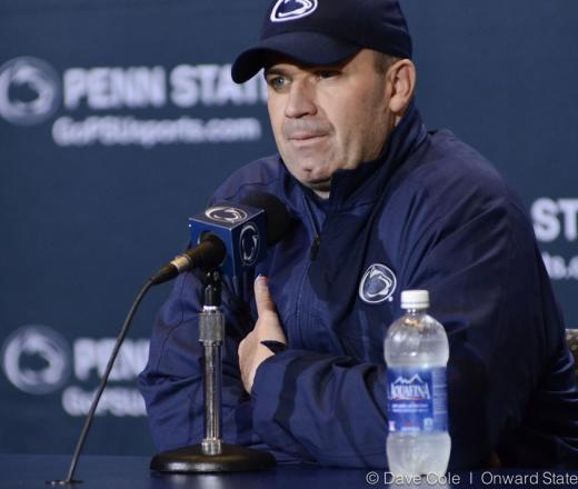 Penn State Football: O'Brien Outkicking, Outlasting His Media Coverage