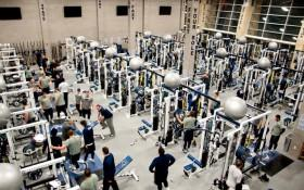 Onward State: Penn State Football Goes Hard in the Weight Room