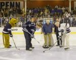Joe Battista: Thank you Greenberg Ice Pavilion!  Next stop: Pegula Ice Arena!