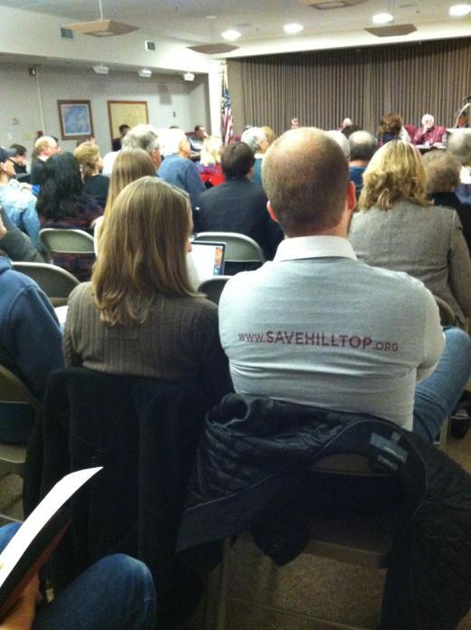 College Township Council to Hear Rezoning Proposal for Hilltop Site