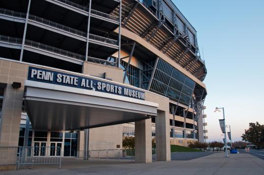 Penn State's All-Sports Museum Celebrates Women's History Month